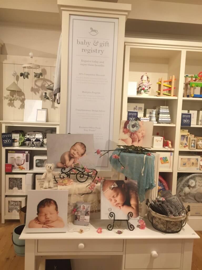 Designing your nursery…newborn portraits make perfect wall décor!