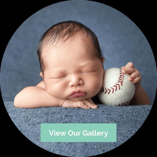 newborn baby photography gallery in Detroit